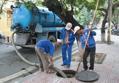 Dịch vụ hút bể phốt - thông cống nghẹt chất lượng tại TPHCM