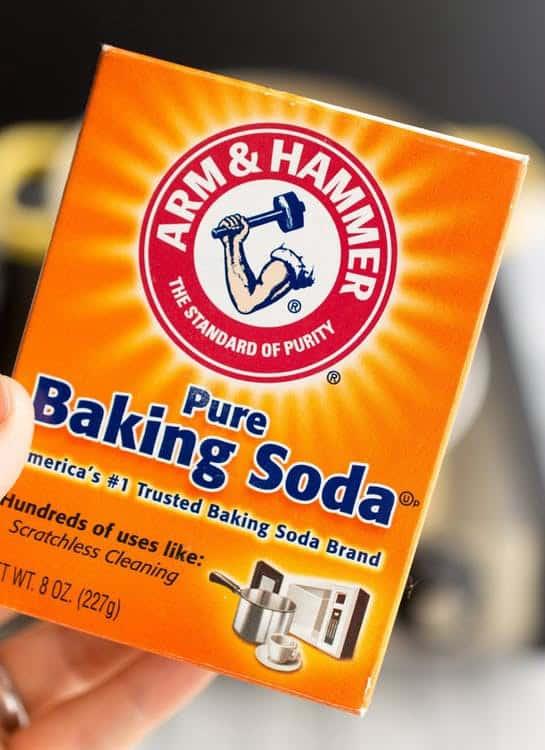Cách thông cống nghẹt bằng Soda hiệu quả