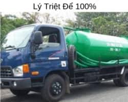 Dịch Vụ Rút Hầm Cầu Quận 11 Xử Lý Triệt Để 100%