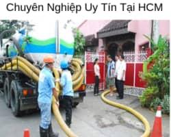 Dịch Vụ Rút Hầm Cầu Giá Rẻ Chuyên Nghiệp Uy Tín Tại HCM