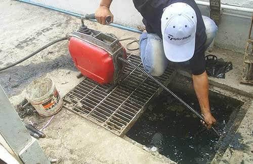 Dịch vụ hút hầm cầu - Thông công chất lượng giá tốt tại TPHCM