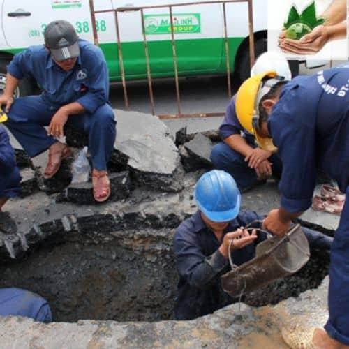 Dịch Vụ Rút Hầm Cầu TPHCM Cam Kết Chất Lượng