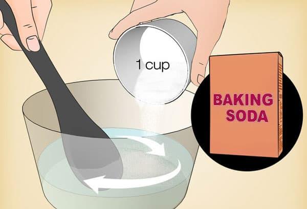 CÁCH XỬ LÝ TẮC BỒN CẦU BẰNG BAKING SODA AN TOÀN