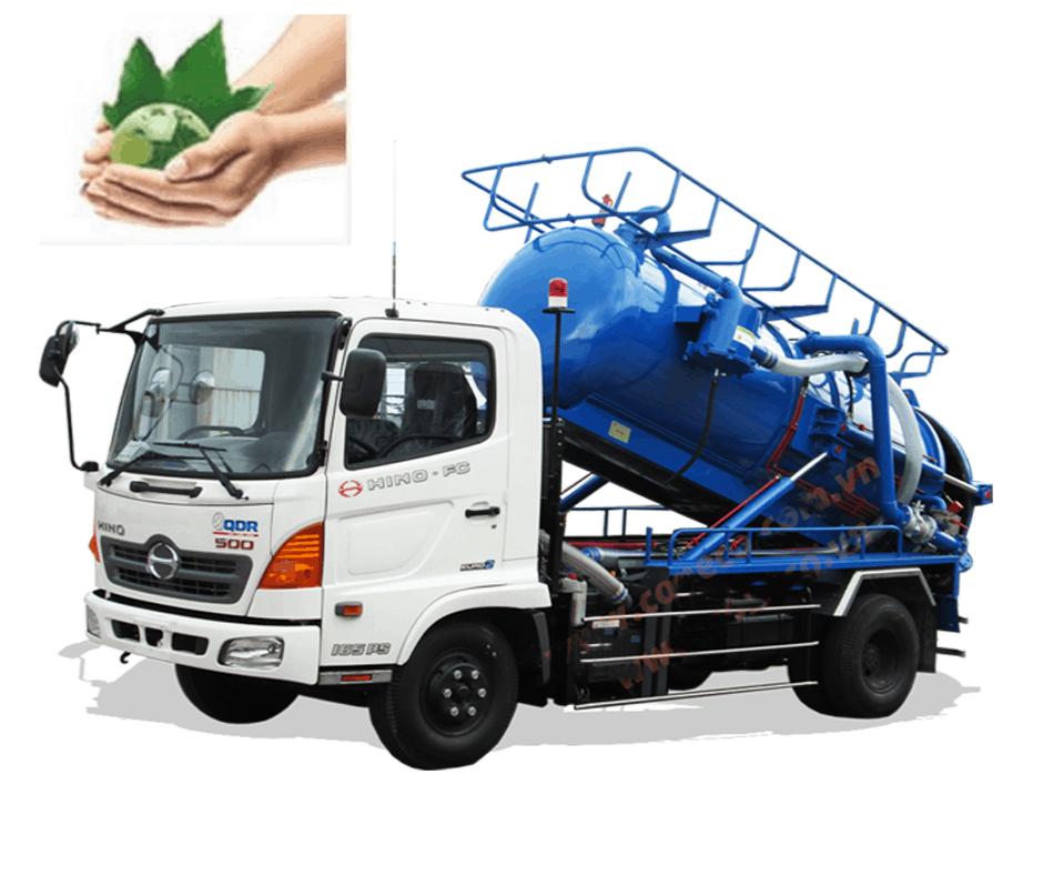 Điểm danh top 7 dịch vụ hút bể phốt chất lượng tại Sài Gòn
