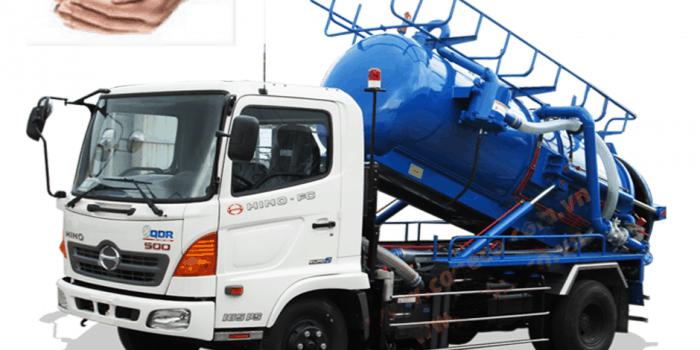 Top 7 Công ty dịch vụ rút hầm cầu tốt nhất tại tphcm